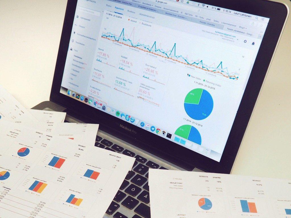 Google Analytics, aloittelijan opas