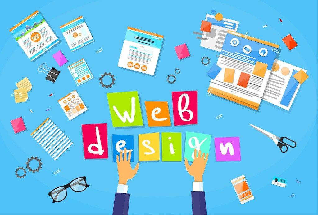 Miten verkkosivujen suunnitteluprosessi etenee?