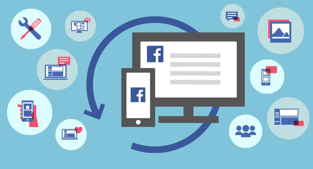 Facebookin tuoreimpia päivityksiä