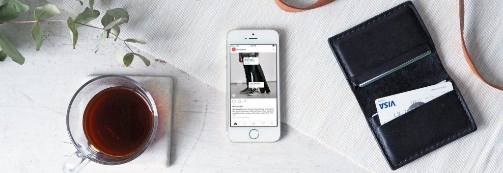 Ostoksille Facebookiin ja Instagramiin