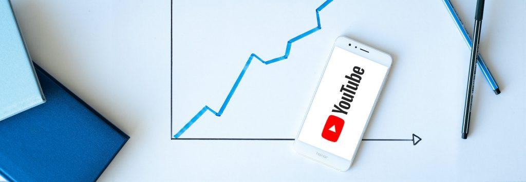 YouTube-optimoinnin tulokset näkyvät nopeasti